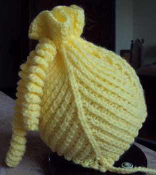 Caciulite tricotate pentru copii pentru iarna - Tricotaje pentru ...