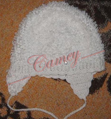 caciulite tricotate pentru copii-iarna- 2