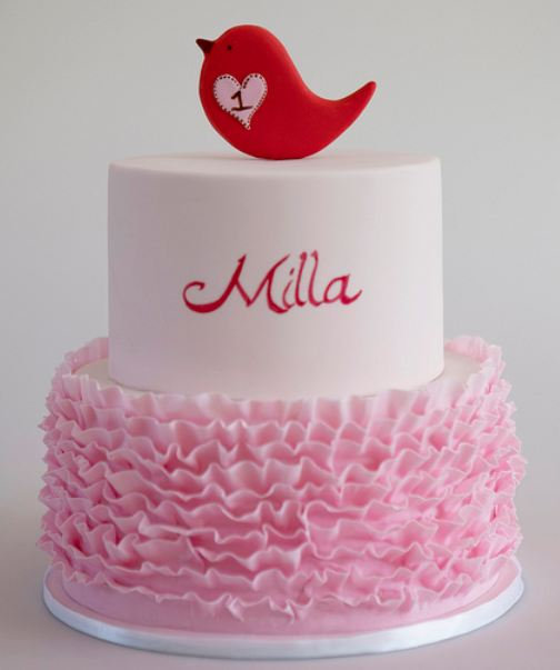 Simple Cake Design For Ladies : Torturi ornamentale - poze, idei - T - Retete dulciuri ...